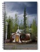 Church Beaver Creek Yukon Spiral Notebook