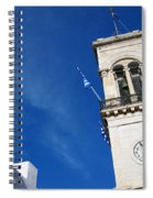 Church Belfry Spiral Notebook