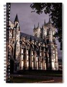 Church Spiral Notebook