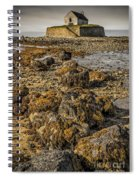 Church By The Rocks Spiral Notebook