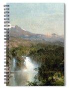 Church: Cotopaxi, 1857 Spiral Notebook