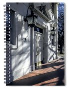 Church Doorway Spiral Notebook