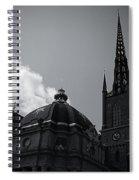 Church I Spiral Notebook