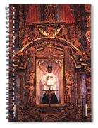 Church Icon - 84 Spiral Notebook