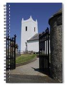 Church If Ireland Spiral Notebook
