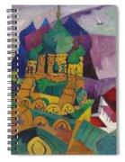 Church In Alupka Spiral Notebook