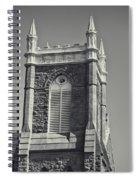 Church In Tacoma 7 Spiral Notebook