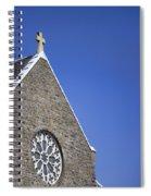 Church In Tacoma Washington 2 Spiral Notebook