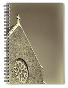 Church In Tacoma Washington 3 Spiral Notebook