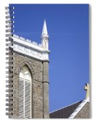Church In Tacoma Washington 4 Spiral Notebook