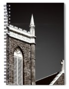 Church In Tacoma Washington 5 Spiral Notebook