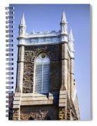 Church In Tacoma Washington 6 Spiral Notebook