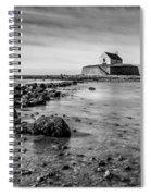 Church In The Sea Spiral Notebook