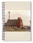 Church Love Spiral Notebook