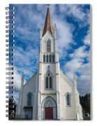 Church Of Assumption Spiral Notebook