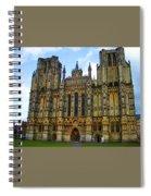 Church Of England Spiral Notebook