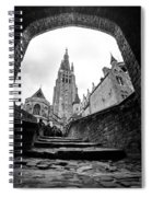 Church Of Our Lady Spiral Notebook