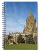 Church Of Saint Bartholomew Spiral Notebook