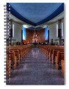 Church Of Saint Columba Spiral Notebook