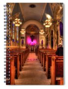 Church Of Saint Louis Spiral Notebook