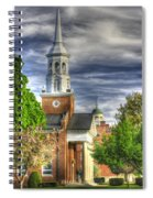 Church Of The Abiding Presence 1a - Lutheran Theological Seminary At Gettysburg Spring Spiral Notebook