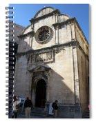 Church Of The Saviour Spiral Notebook