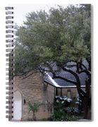 Church On Pennsylvania St Fort Worth Tx Spiral Notebook