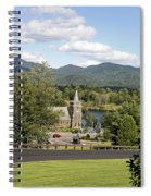 Church On The Lake Spiral Notebook