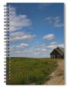 Church On The Plains Spiral Notebook