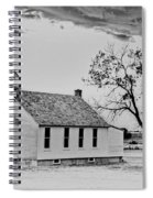 Church On The Plains Spiral Notebook