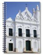 Church Sao Luis Brazil Spiral Notebook