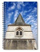 Church Spire Spiral Notebook