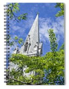 Church Steeple Spiral Notebook