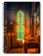 Church Vestibule Spiral Notebook