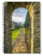 Church Way Spiral Notebook