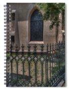 Church Yard Spiral Notebook