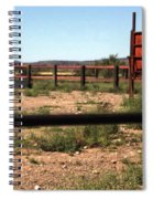 Chute And Butte 14979 Spiral Notebook