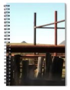 Chute And Buttes 16108 Spiral Notebook