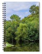 Cibolo Creek  Spiral Notebook