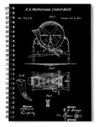 Cider Mill Patent Spiral Notebook