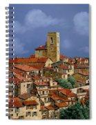 Cielo A Pecorelle Spiral Notebook