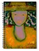 Cigale Spiral Notebook