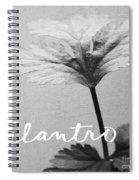 Cilantro Spiral Notebook