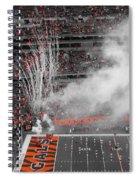 Cincinnati Bengals Playoff Bound Spiral Notebook