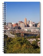 Cincinnati, Ohio Spiral Notebook