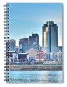 Cincinnati Panorama Spiral Notebook