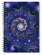 Cinderella Story Spiral Notebook