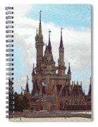 Cindies Castle Spiral Notebook