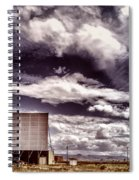 Cinema Verite Spiral Notebook