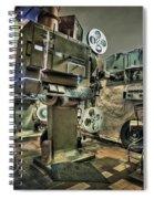 Cinematica Spiral Notebook